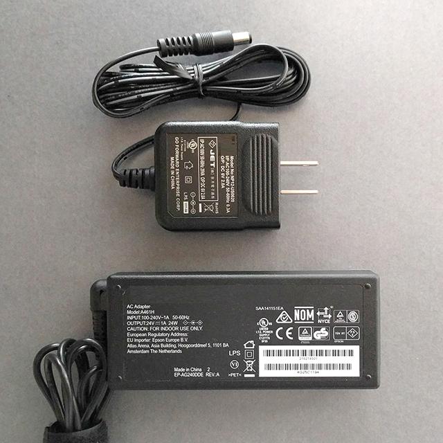 ACアダプター (直流電源装置)
